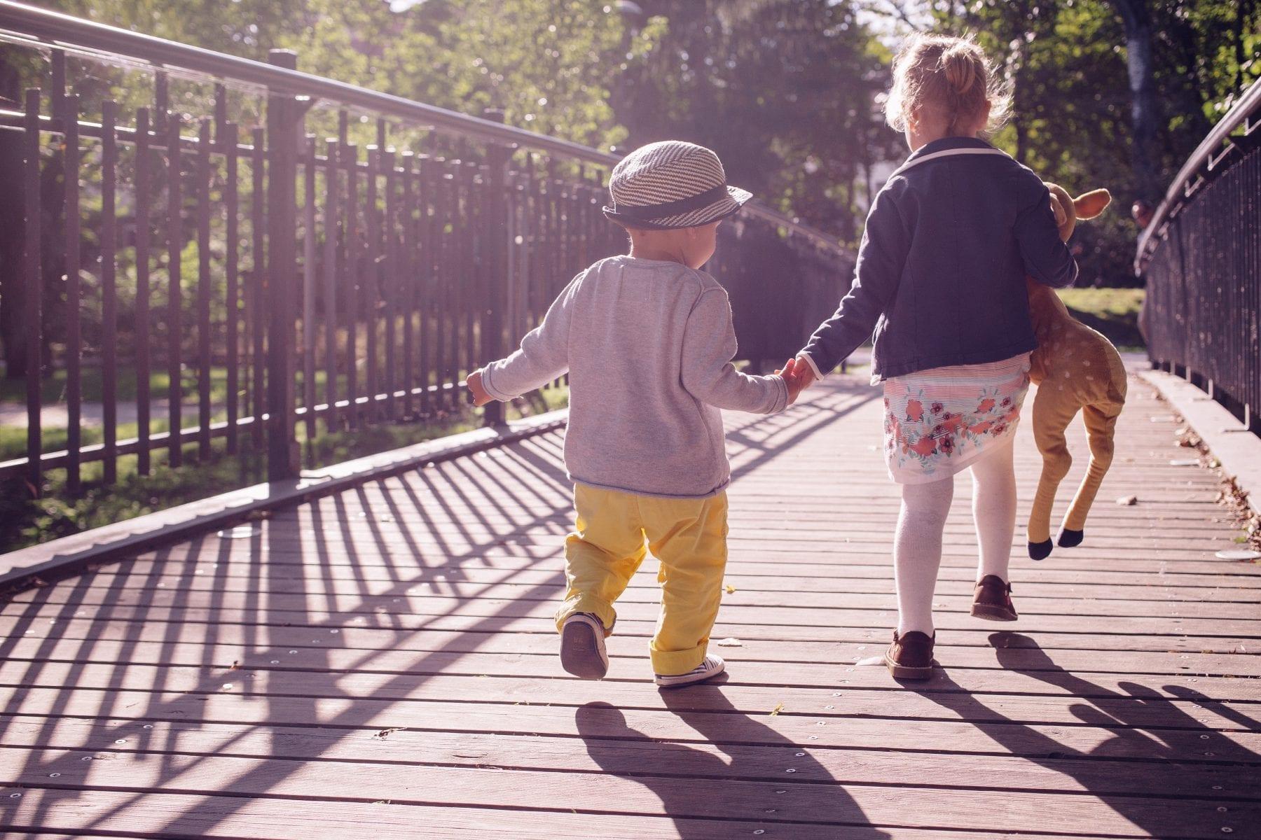 Overseas travel in children matters
